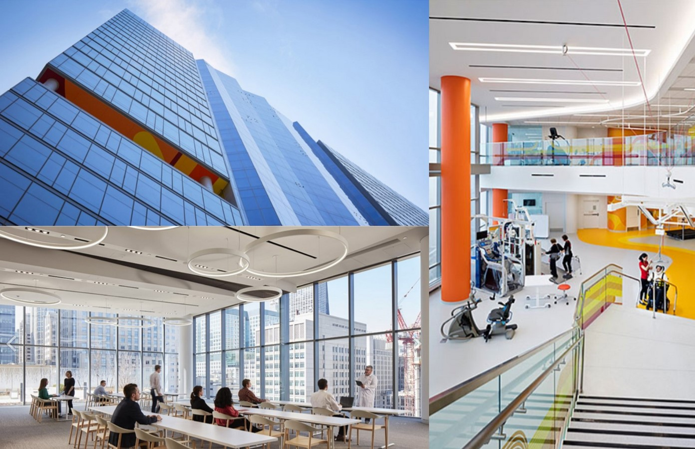 Gensler- 15 Iconic Healthcare Projects - Sheet2