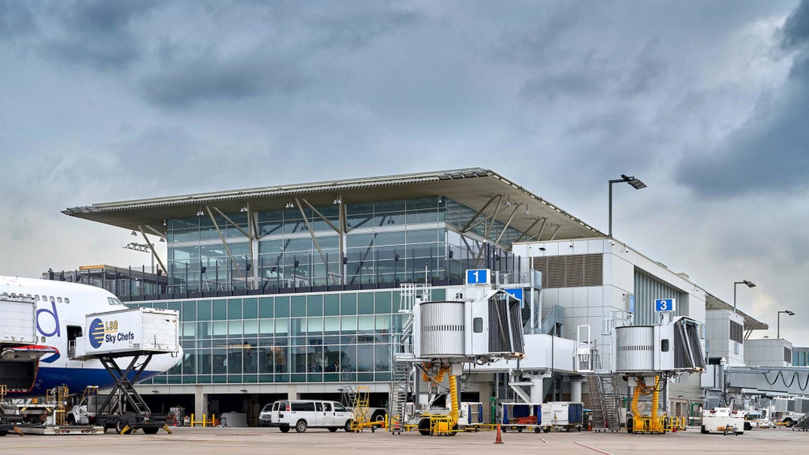 Airport Expansion - Austin-Bergstrom International Airport - Sheet1