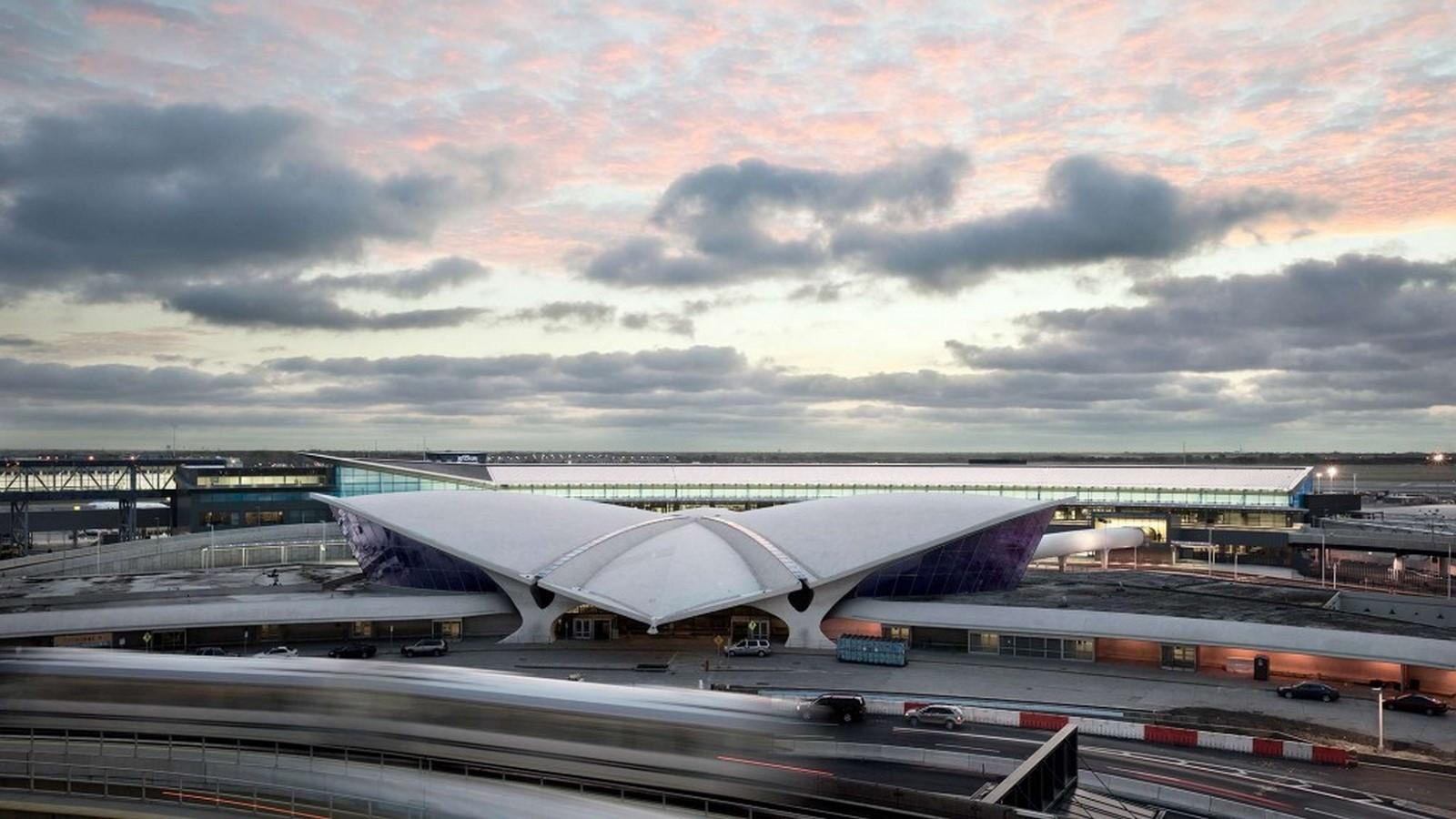 Terminal 5 - JFK International Airport - Sheet1
