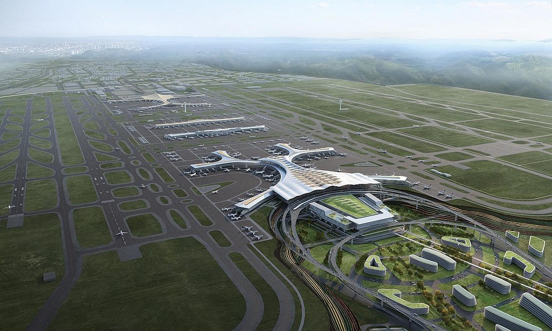 Terminal 2 - Kunming Changshui International Airport - Sheet2