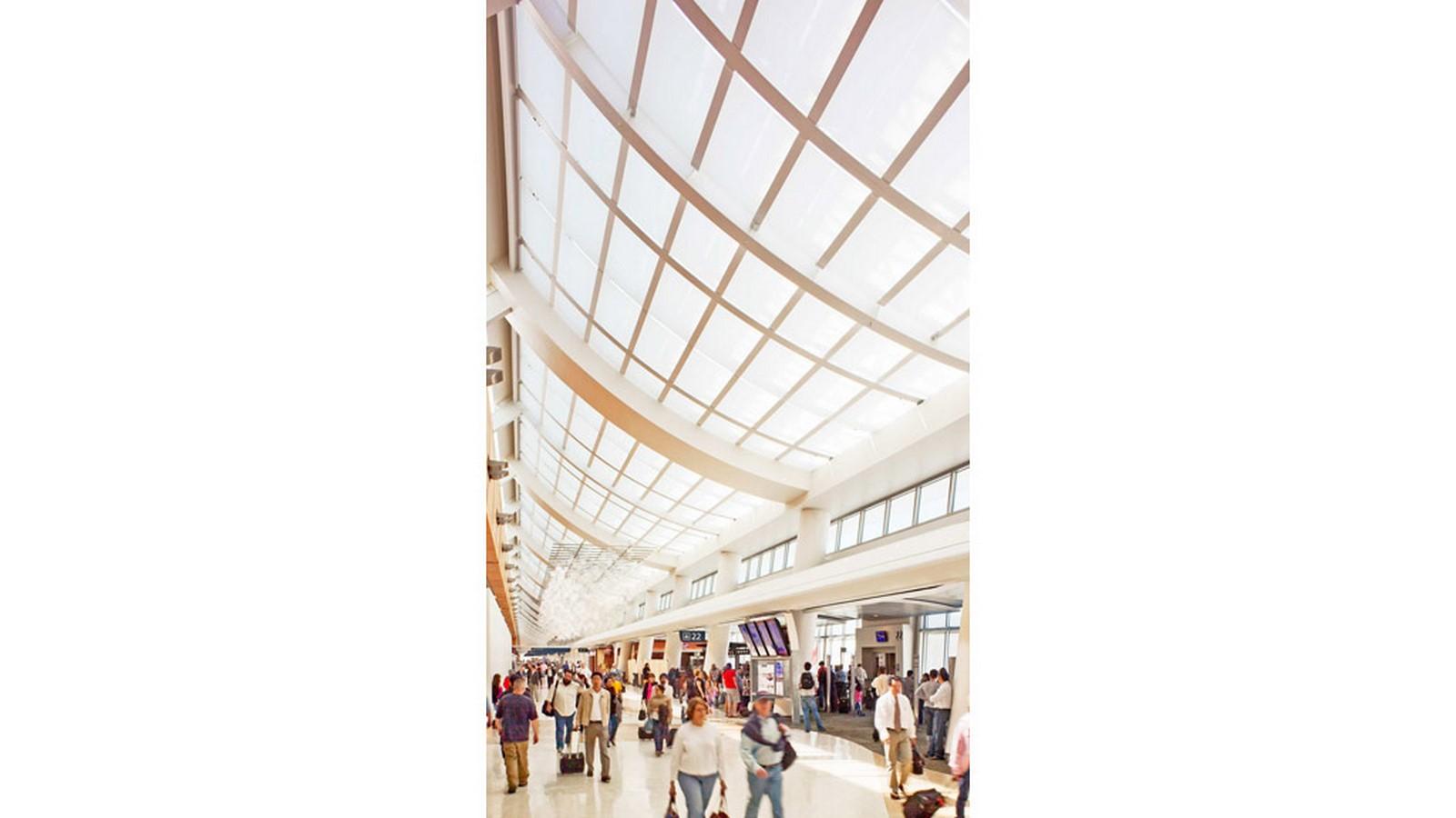 Terminal 2 - Mineta San Jose International Airport - Sheet2