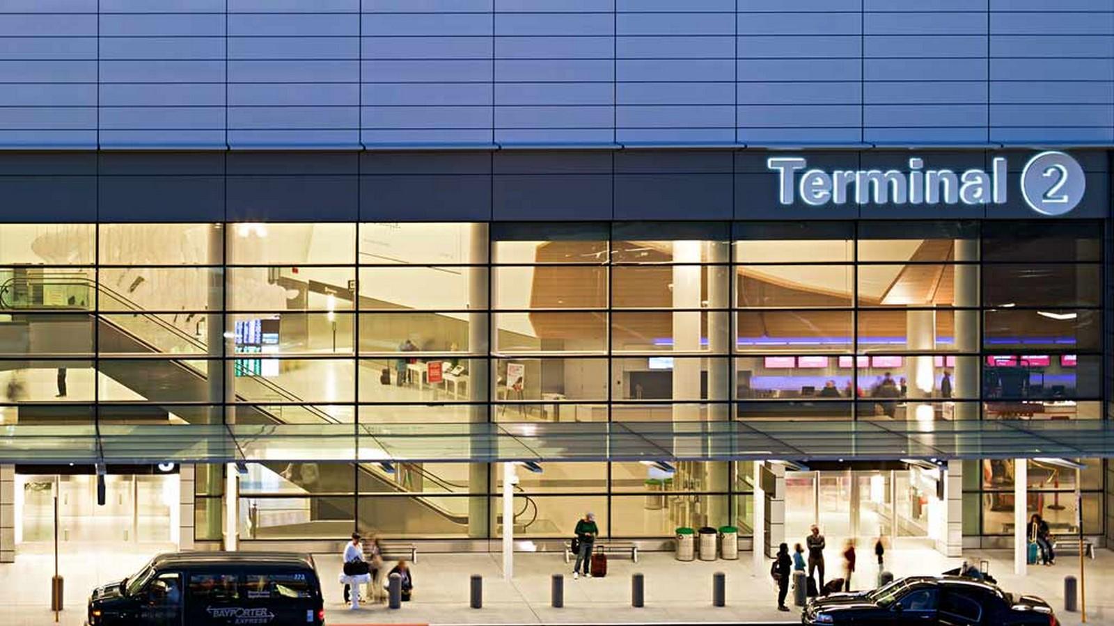 Terminal 2 - San Francisco International Airport - Sheet2