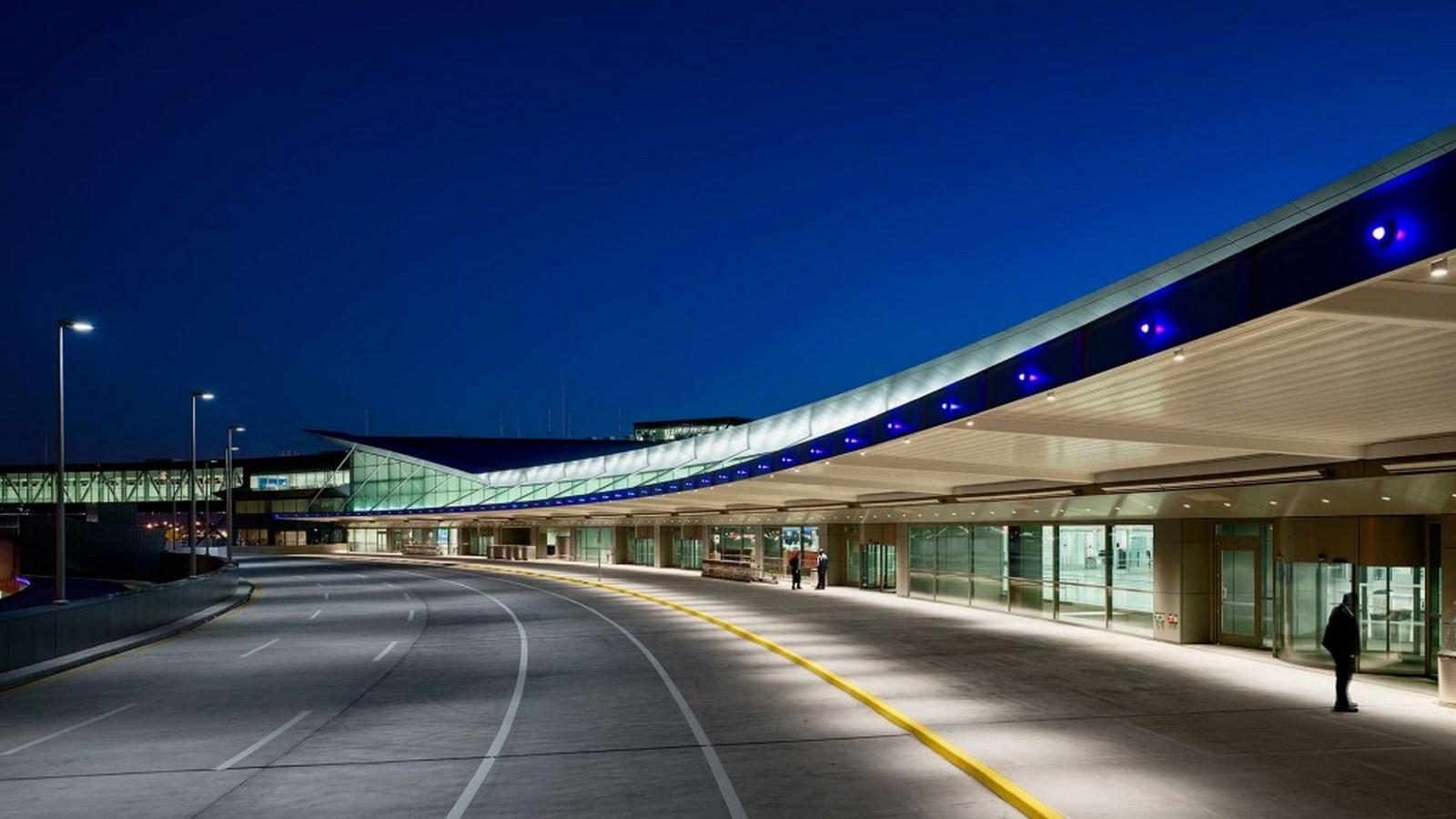 Terminal 5 - JFK International Airport - Sheet2
