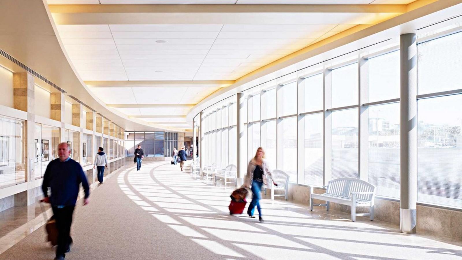 Terminal C - John Wayne Airport - Sheet2