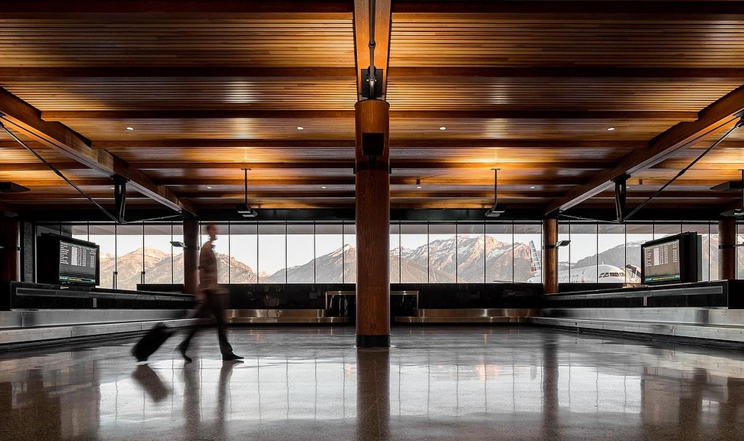 Terminal - Jackson Hole Airport - Sheet2