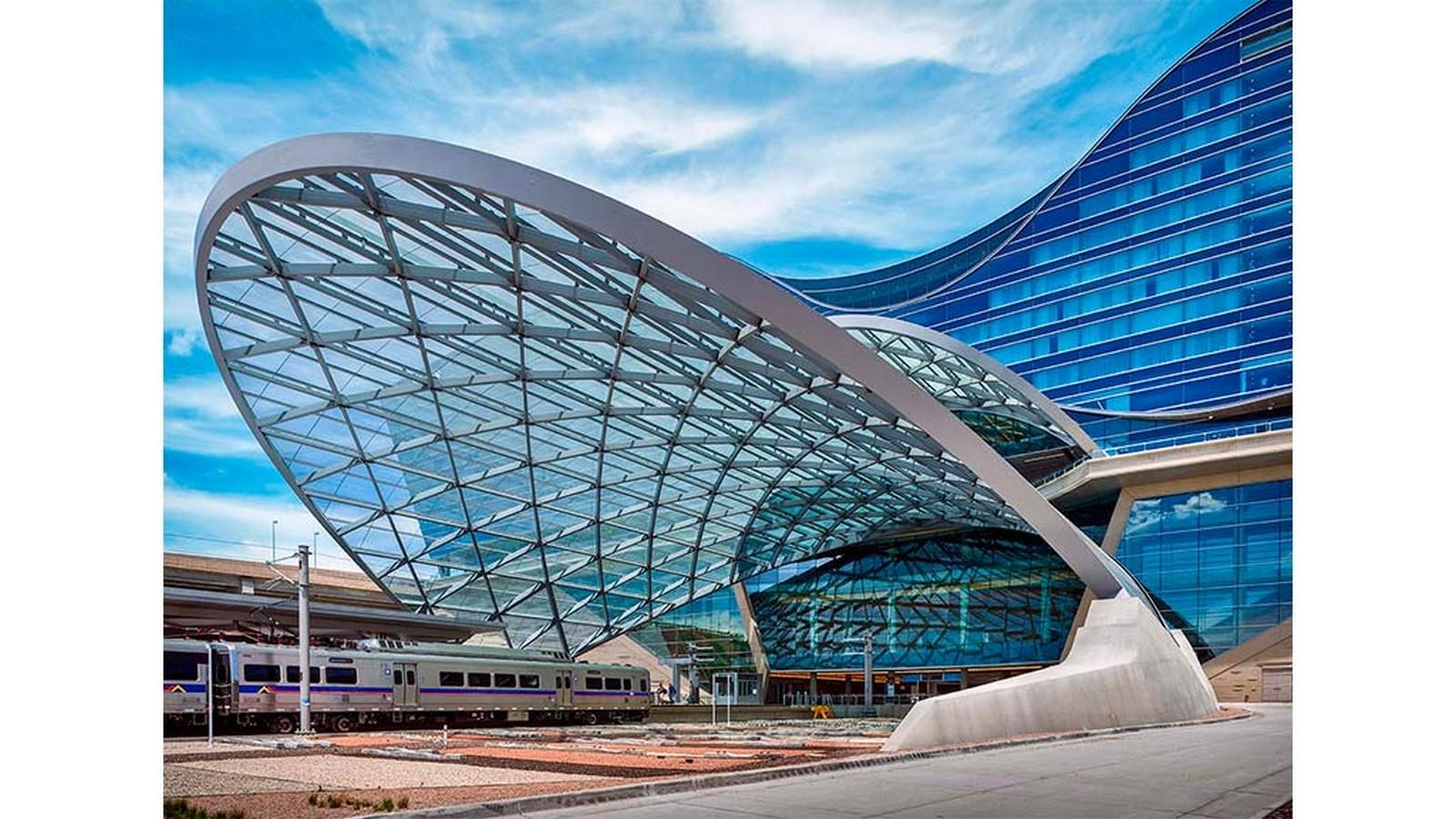Westin DEN Hotel and Transit Center - Denver International Airport (DEN) - Sheet2