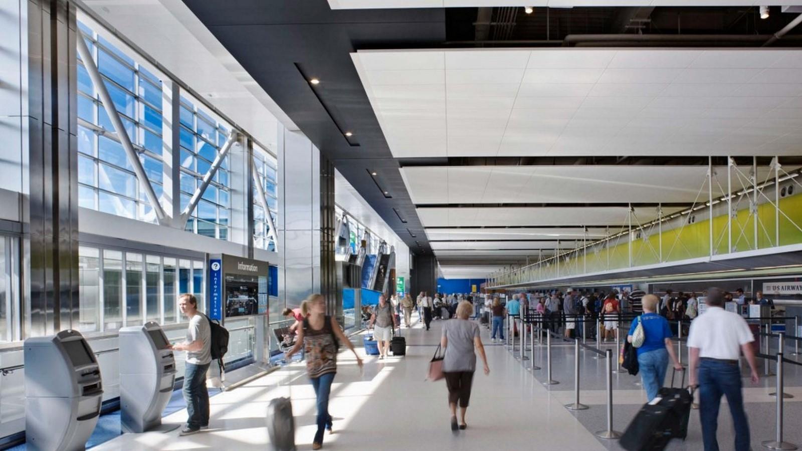 North Terminal - Detroit Metropolitan Airport - Sheet3
