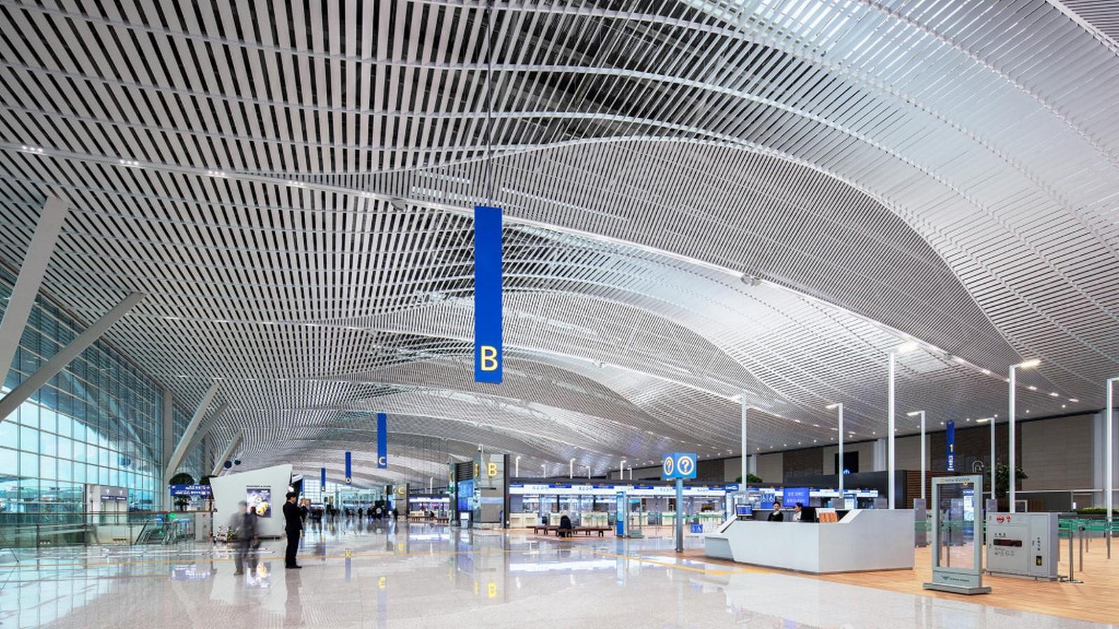 Terminal 2 - Incheon International Airport - Sheet3