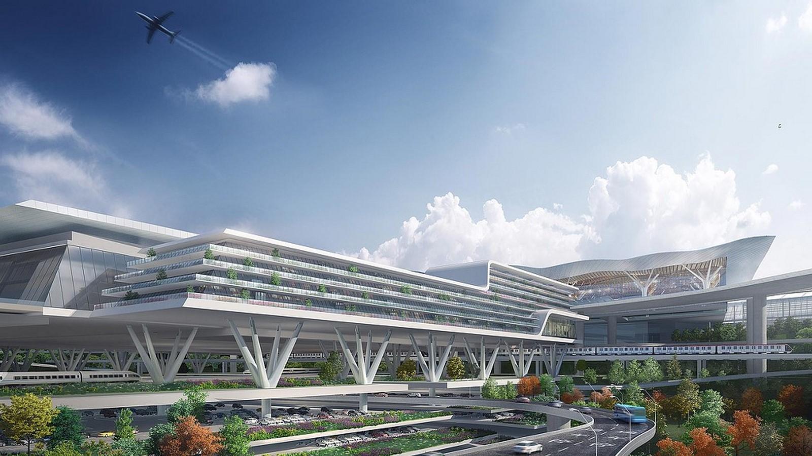 Terminal 2 - Kunming Changshui International Airport - Sheet3