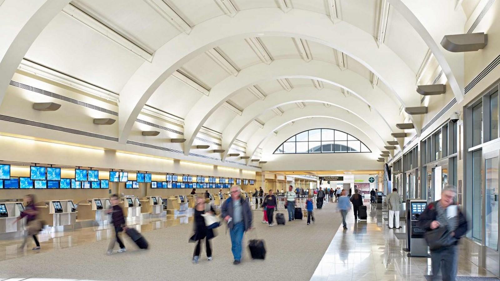 Terminal C - John Wayne Airport - Sheet3