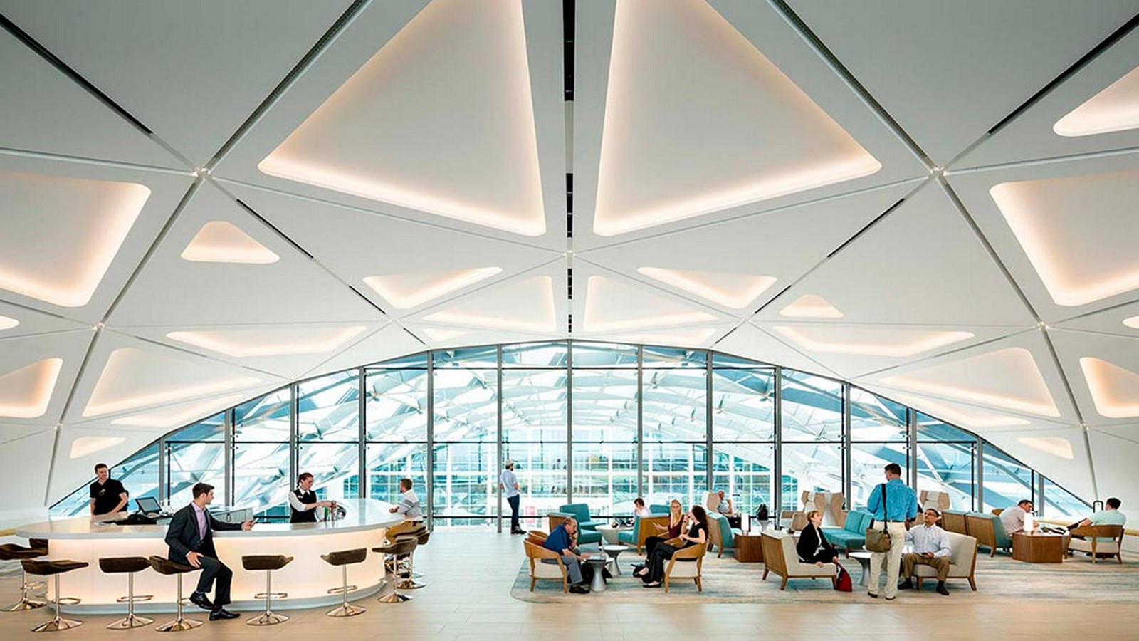 Westin DEN Hotel and Transit Center - Denver International Airport (DEN) - Sheet3