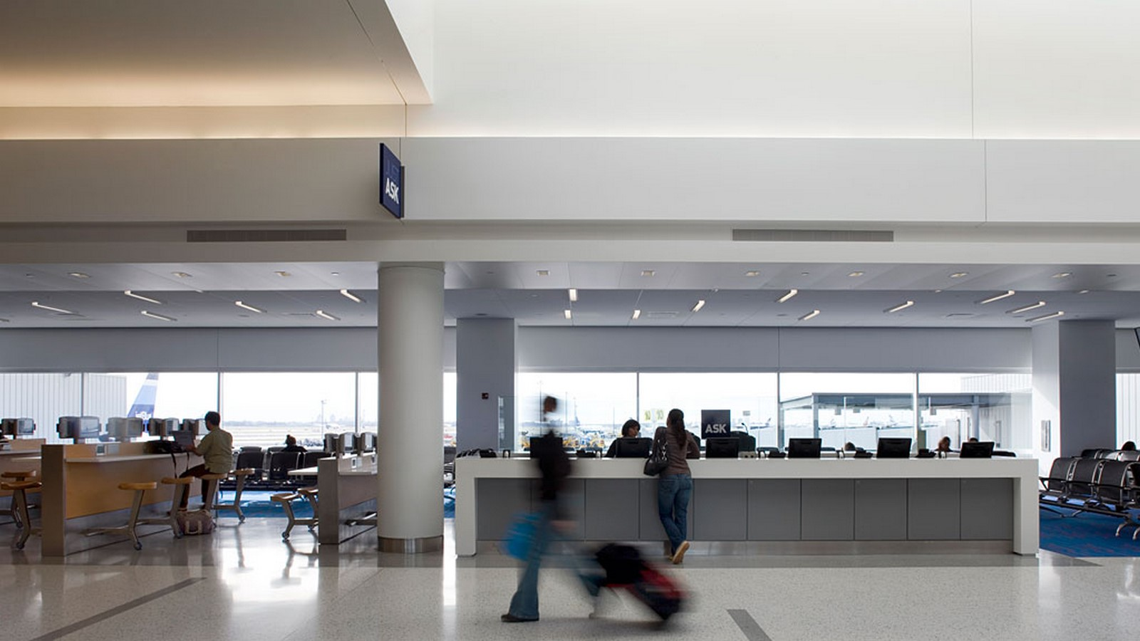 Terminal 5 - JFK International Airport - Sheet4