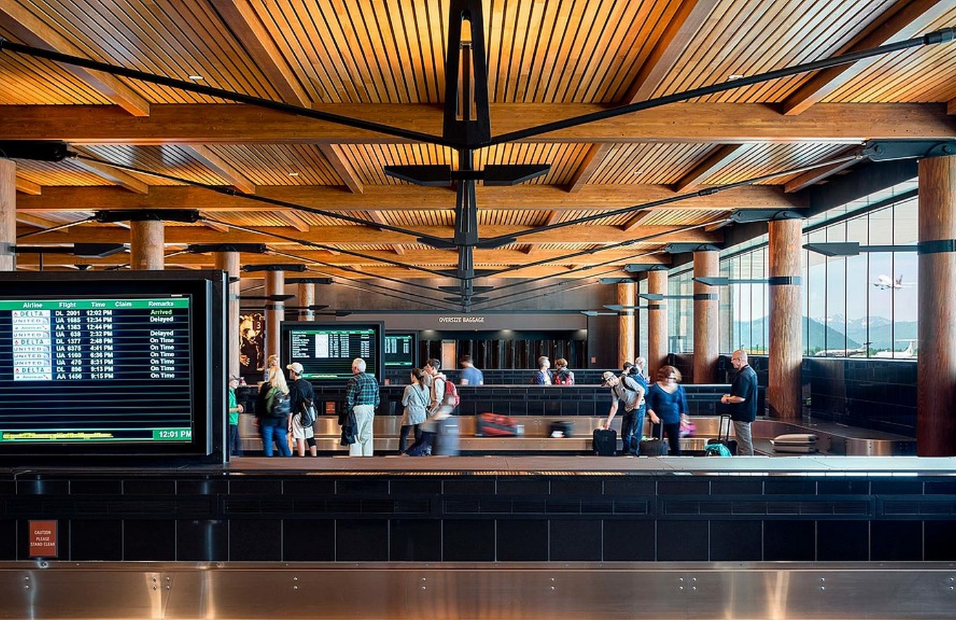 Terminal - Jackson Hole Airport - Sheet4