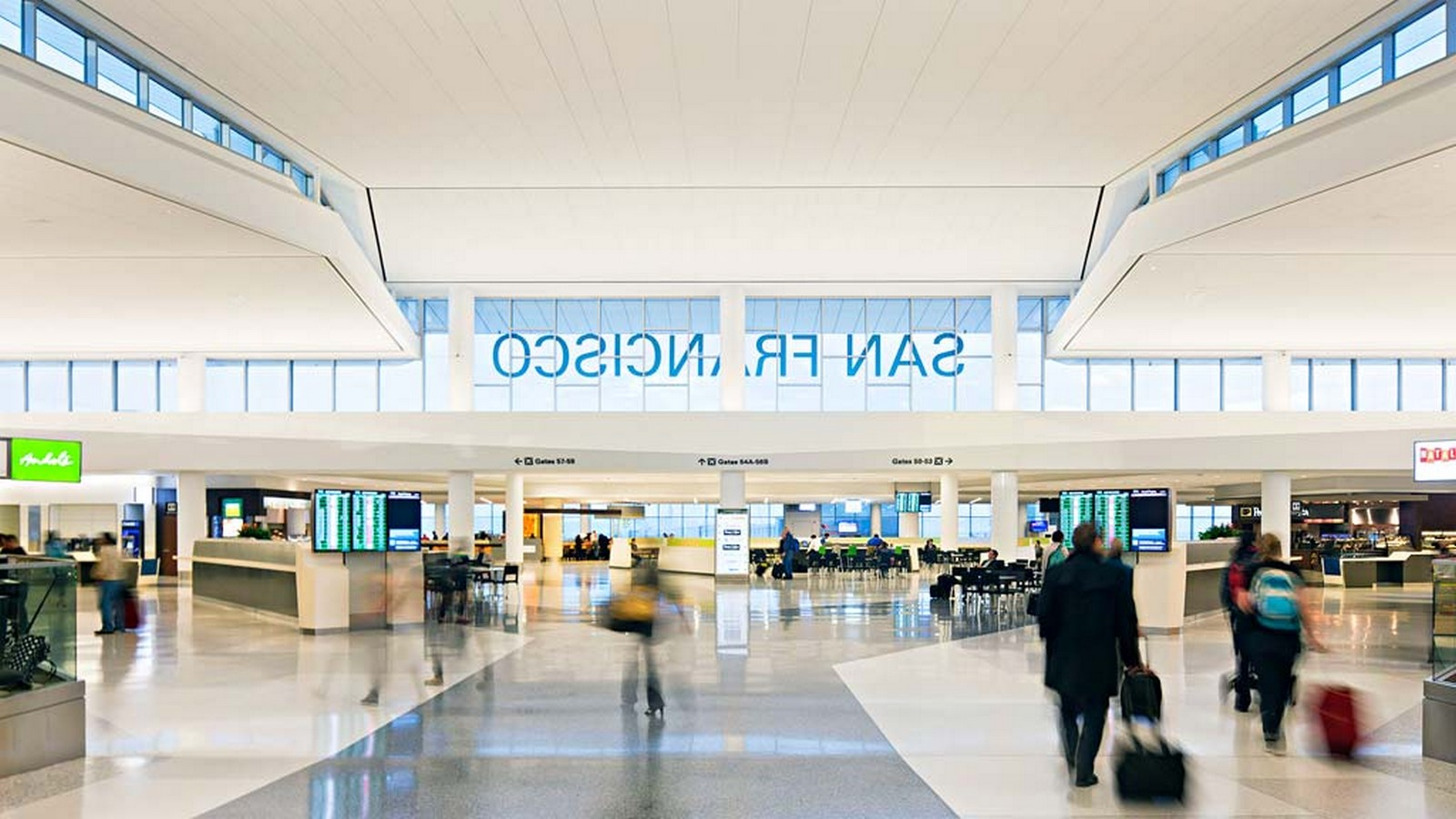Terminal 2 - San Francisco International Airport - Sheet5