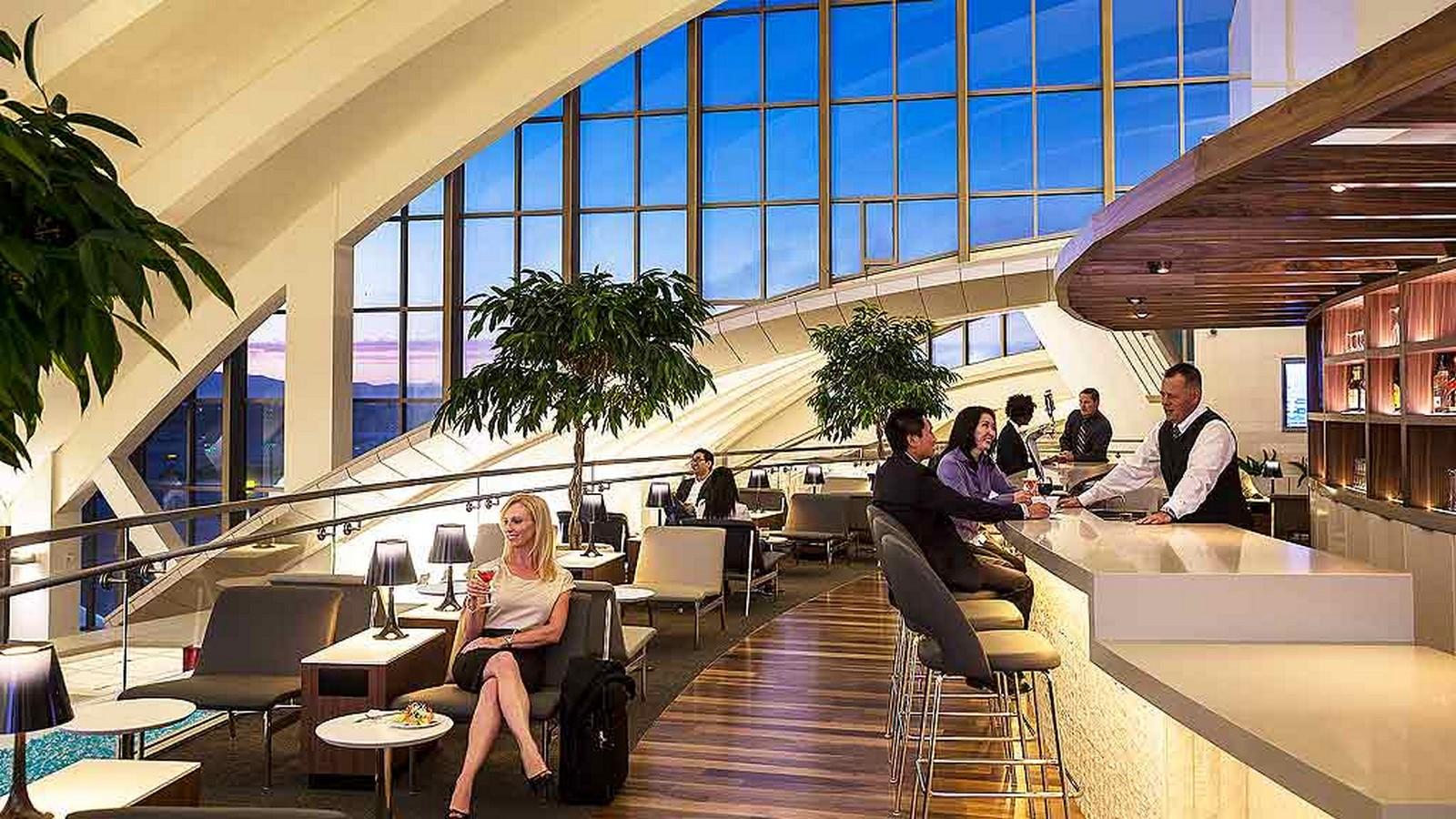 Star Alliance Lounge, Los Angeles International Airport - Sheet1