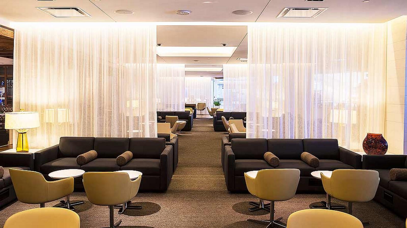 Star Alliance Lounge, Los Angeles International Airport - Sheet3