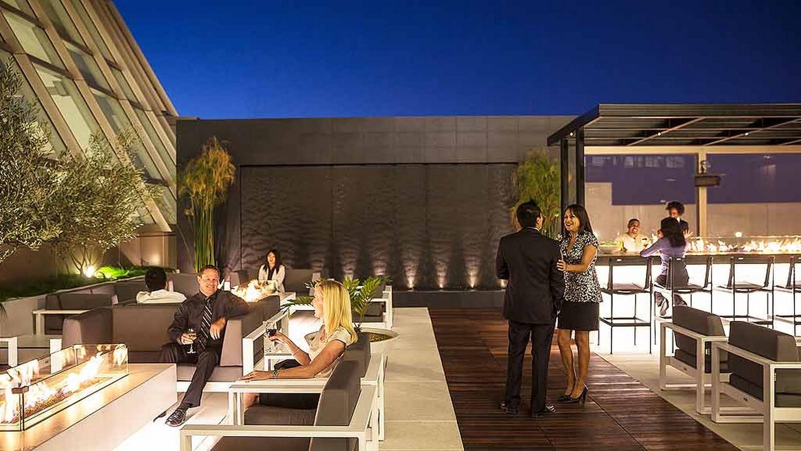 Star Alliance Lounge, Los Angeles International Airport - Sheet4