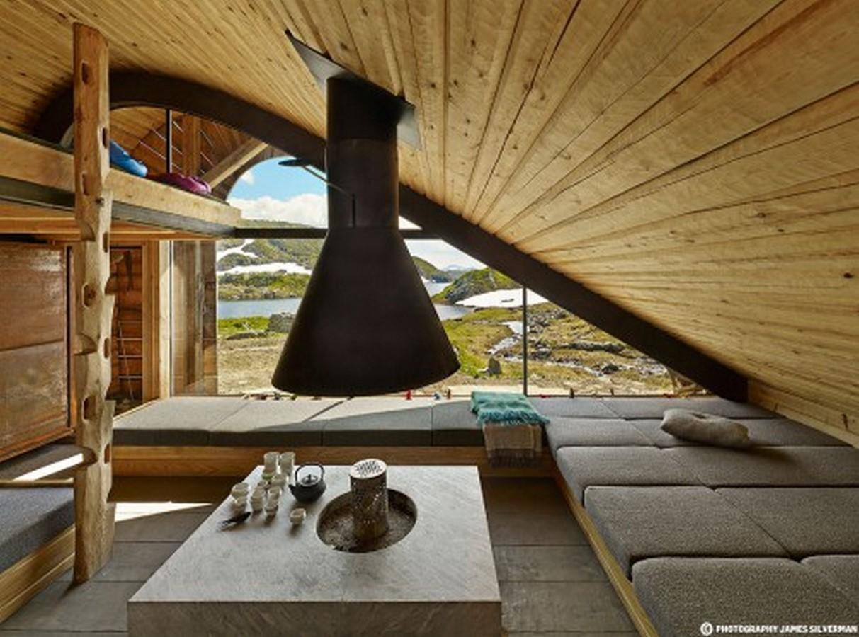 Bjellandsbu- Ǻrafjorden Cabin - Sheet1