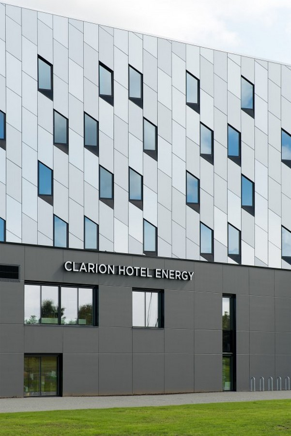 Clarion Hotel Energy - Sheet1