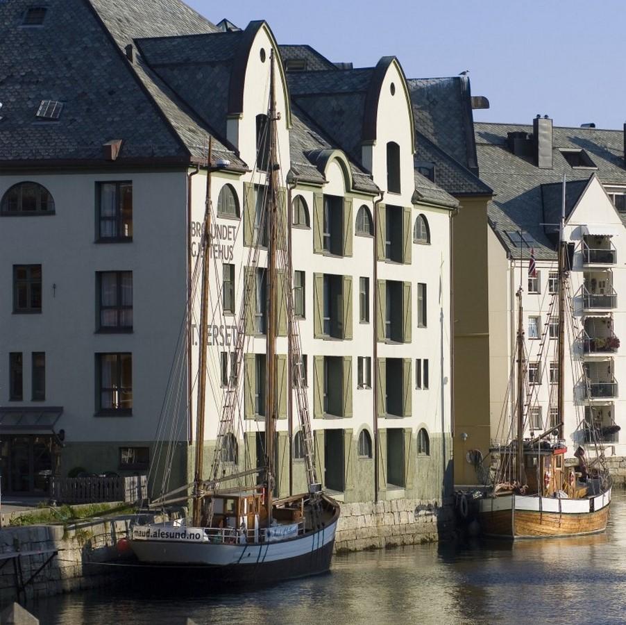 Hotel Brosundet - Sheet1