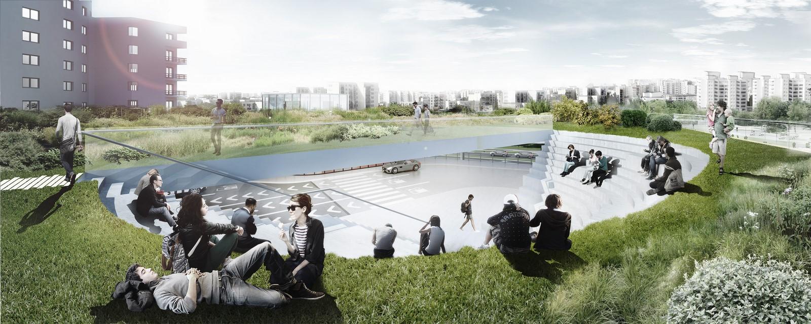 Filling Station by KAMJZ Architects: Innovative Future Project - Sheet3