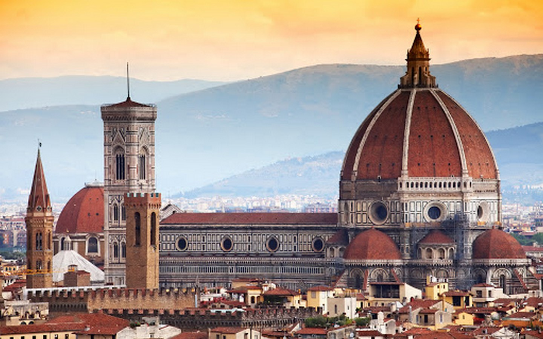 Brunelleschi's Dome by Filippo Brunelleschi: Revolutionalizing architecture and construction - Sheet2