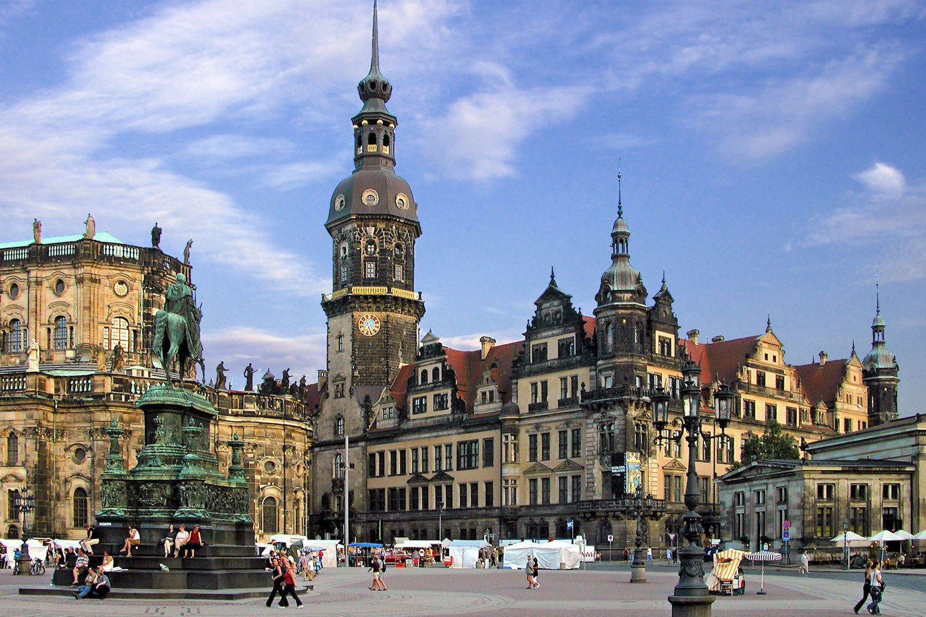 Places to visit in Dresden for the Travelling Architect - Sheet