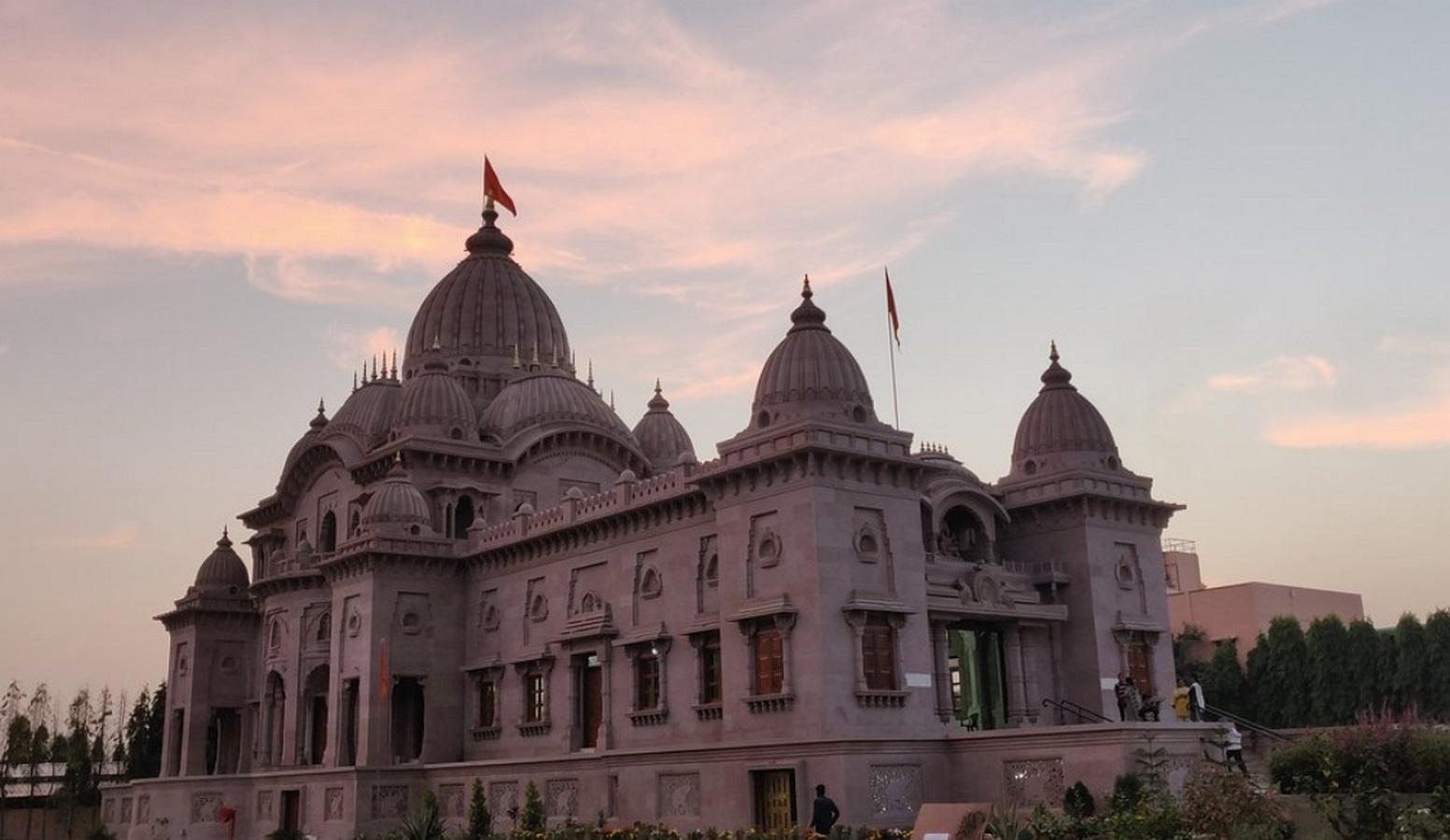 Ramkrishna Meditation Temple - Sheet2