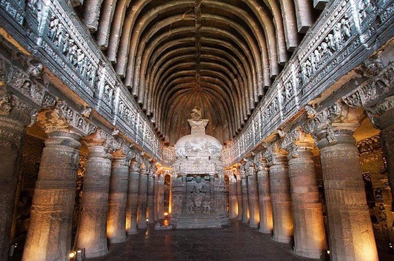 Ajanta Caves - Sheet1