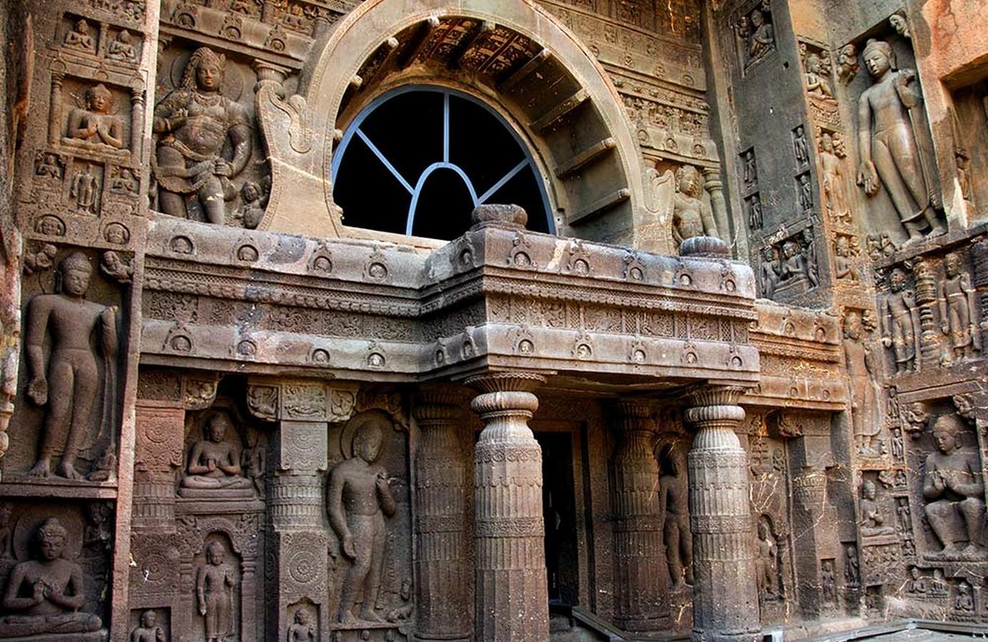 Ajanta Caves - Sheet2