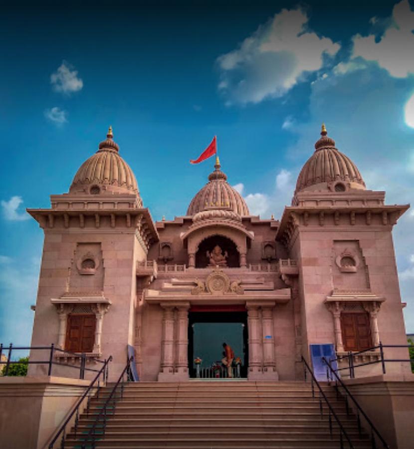 Ramkrishna Meditation Temple - Sheet3