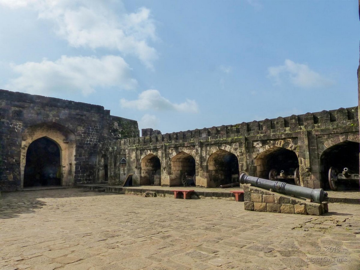 Daulatabad Fort/Devgiri Killa - Sheet3