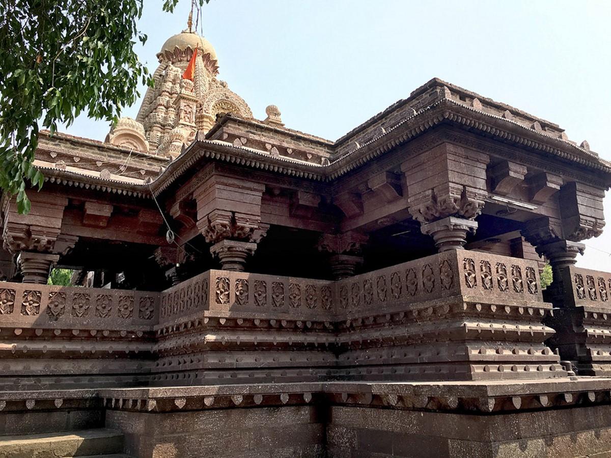 Ghrishneshwar temple - Sheet2
