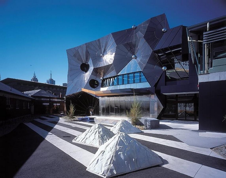Centre for Ideas, Melbourne- - Sheet1