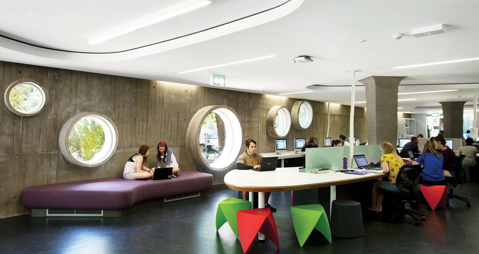 Eddie Koiki Mabo Library, Townsville- - Sheet2