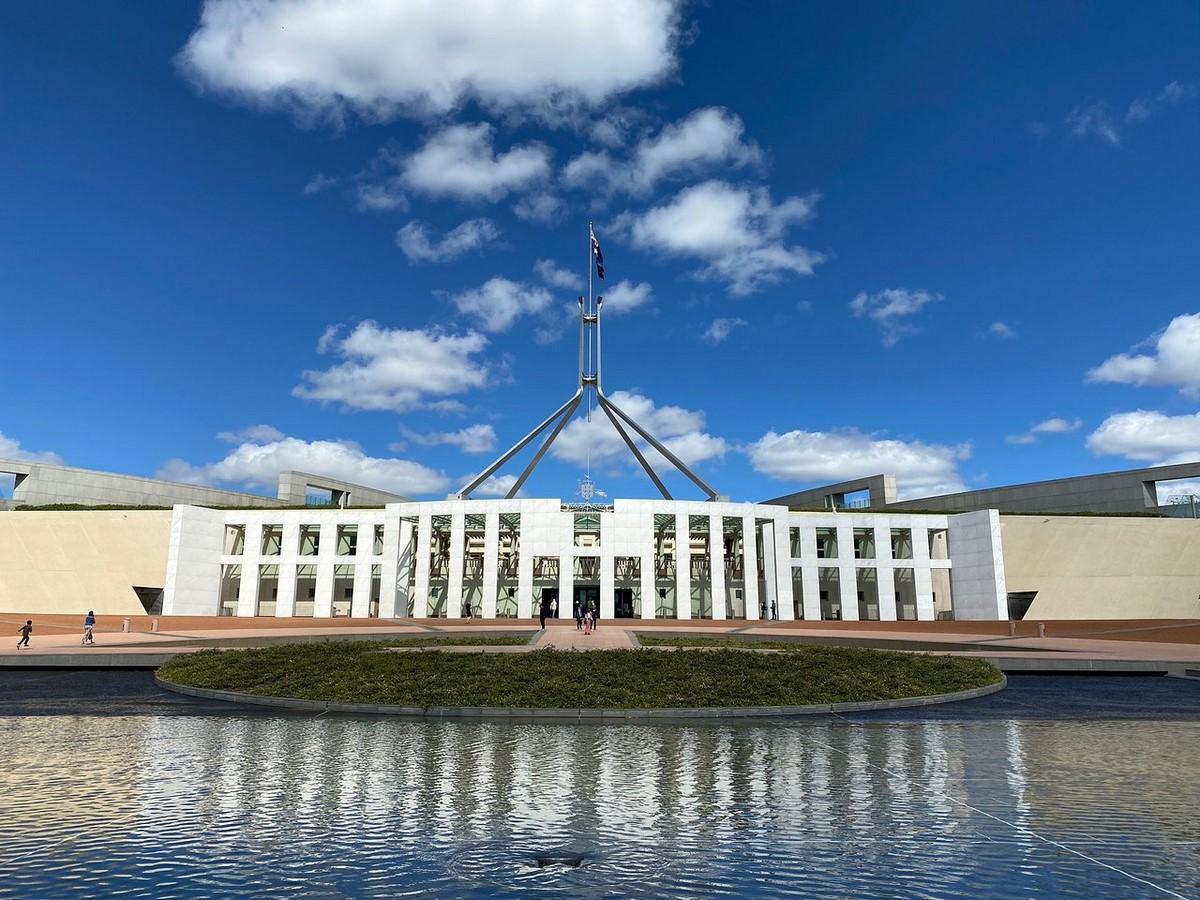 Parliament House, Canberra- - Sheet1