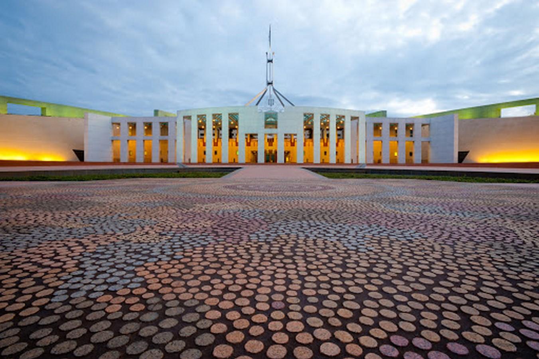 Parliament House, Canberra- - Sheet2