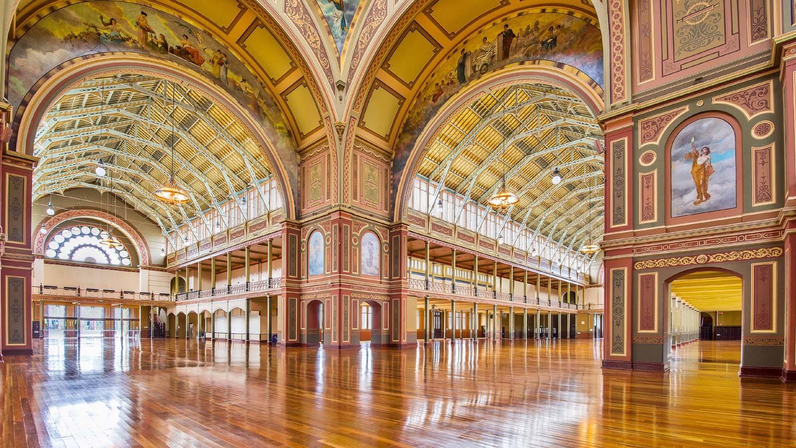 Royal Exhibition Building, Melbourne- - Sheet2