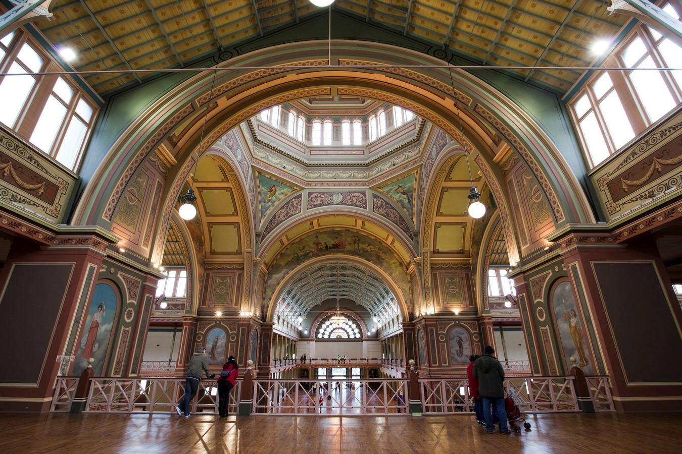 Royal Exhibition Building, Melbourne- - Sheet3