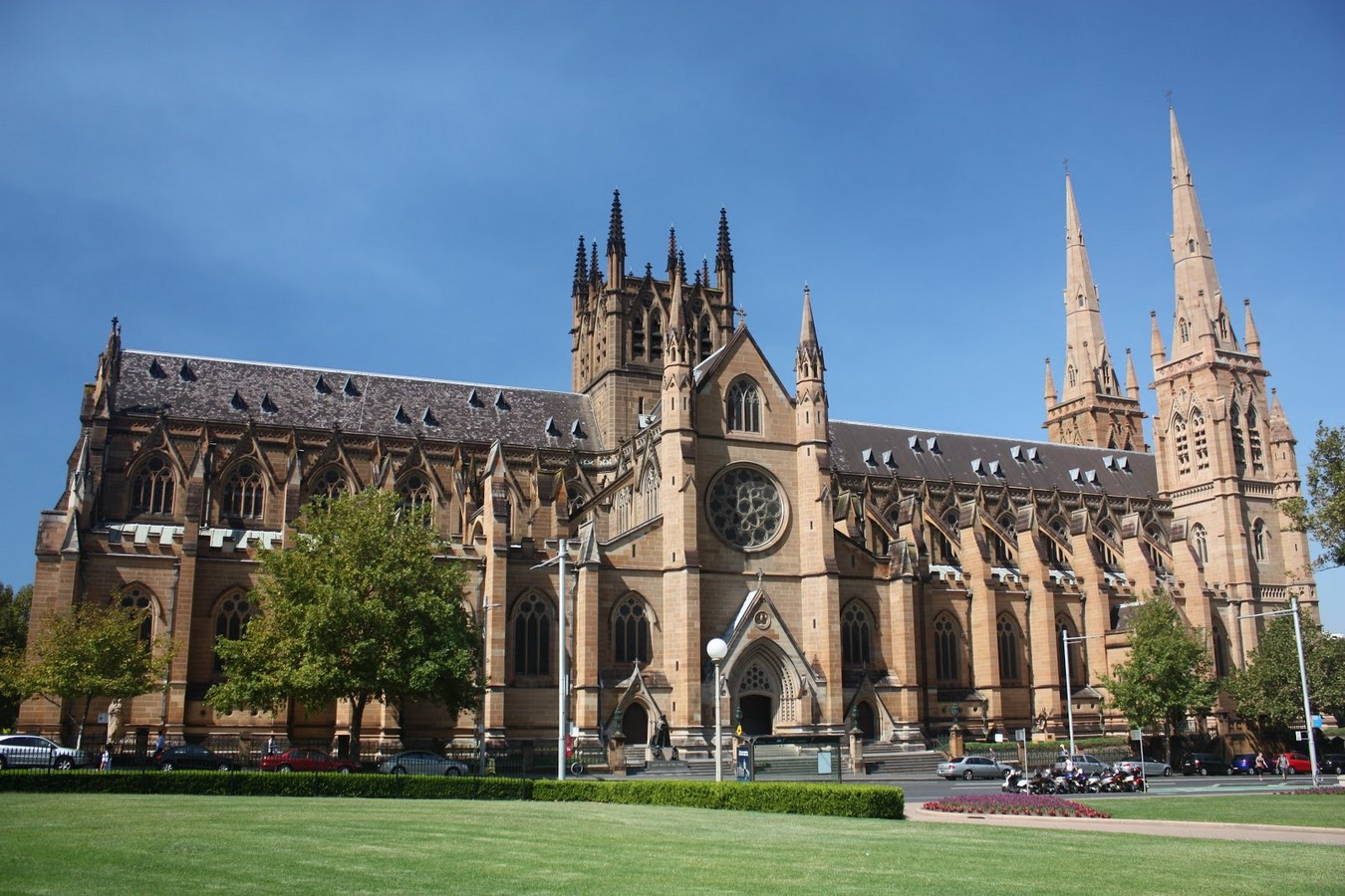 St Mary's Cathedral, Sydney- - Sheet1
