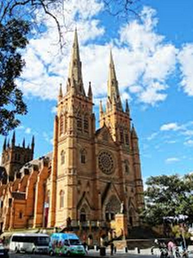 St Mary's Cathedral, Sydney- - Sheet2