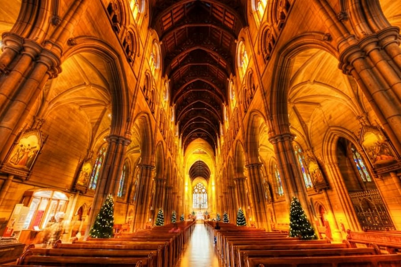 St Mary's Cathedral, Sydney- - Sheet3