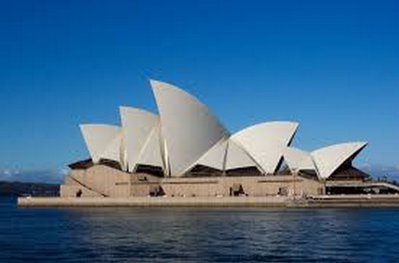 The Sydney Opera House, Sydney- Sheet1