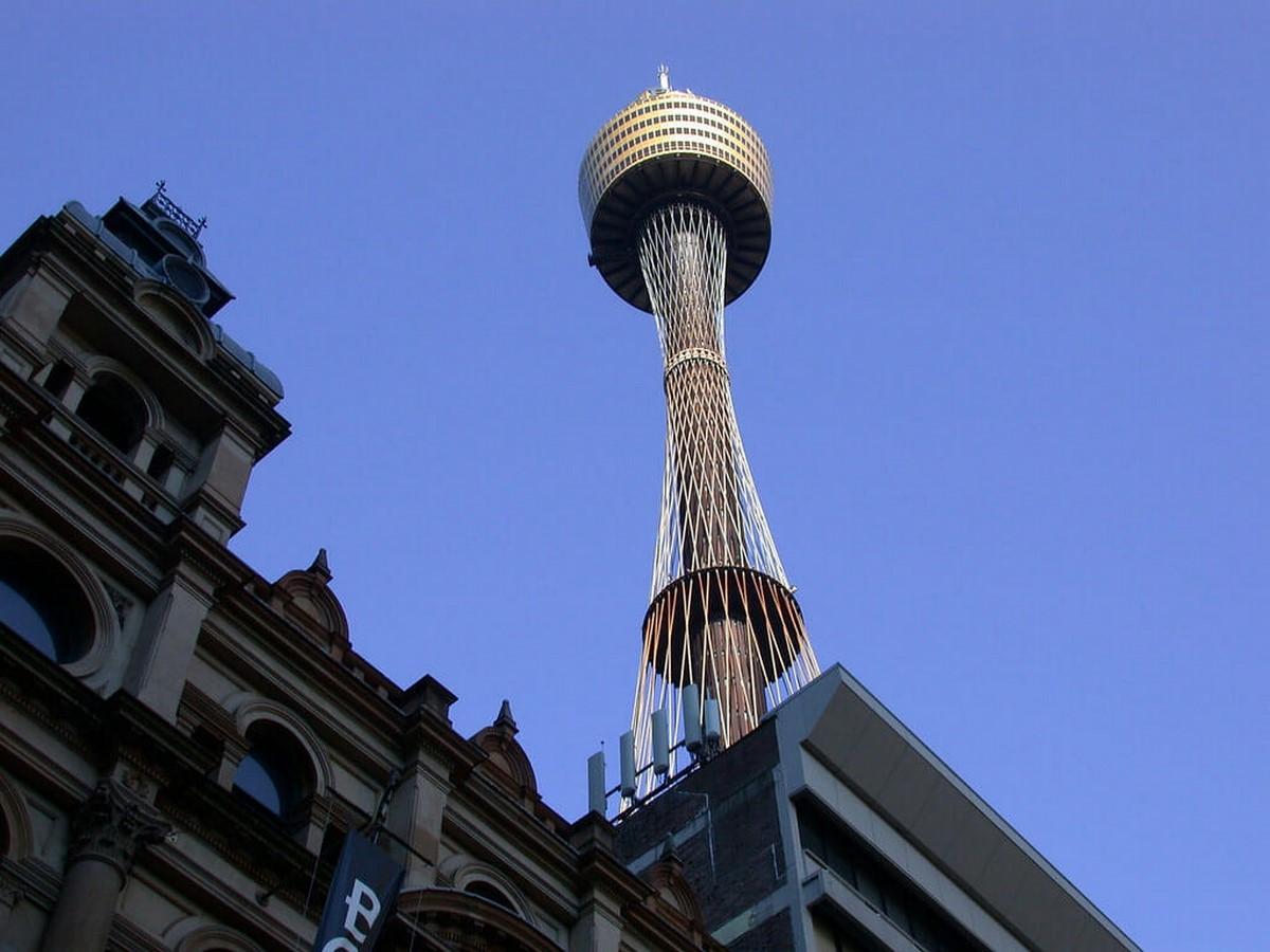 Sydney Tower, Sydney- - Sheet3