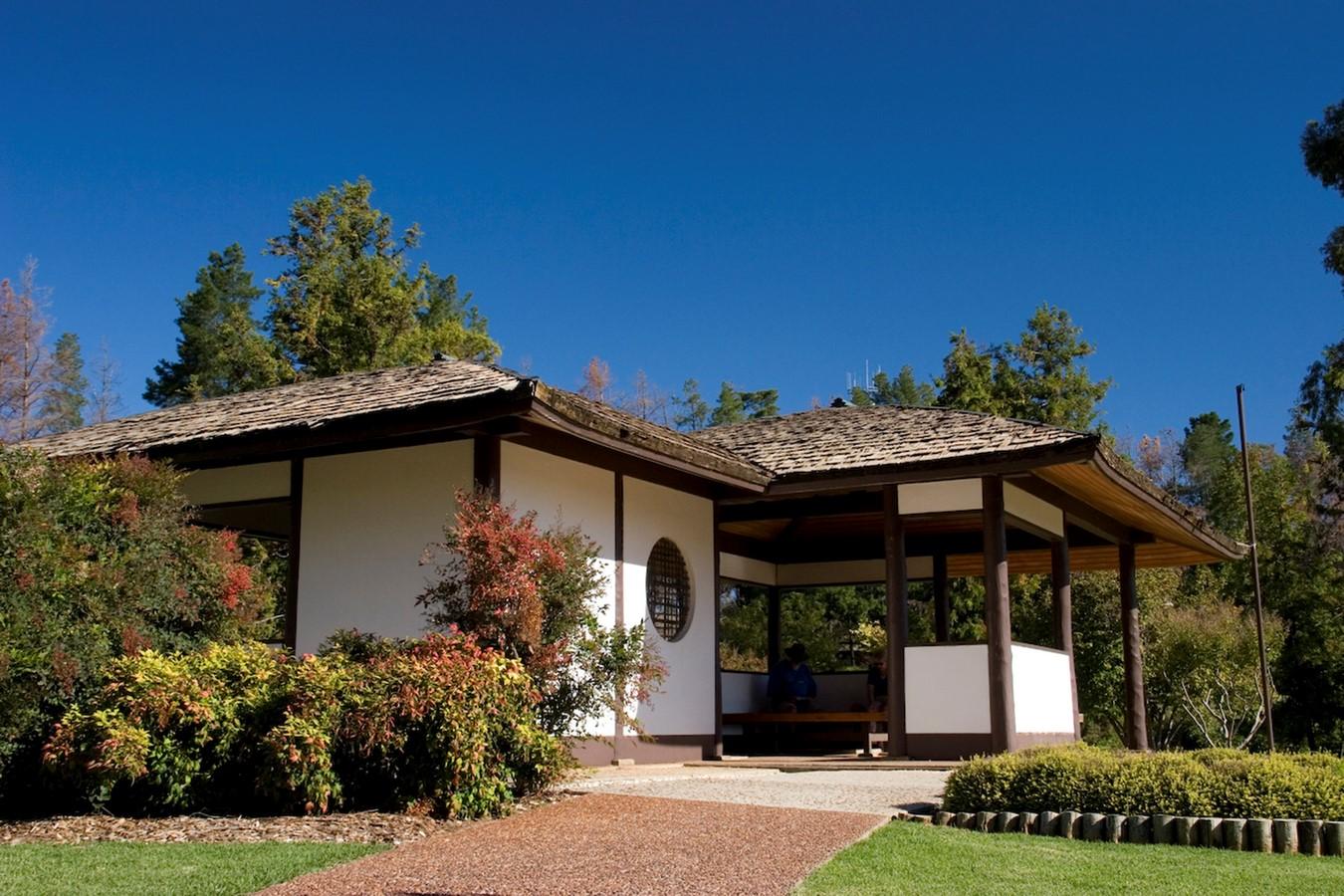 The Cowra Japanese Garden, Cowra- - Sheet2
