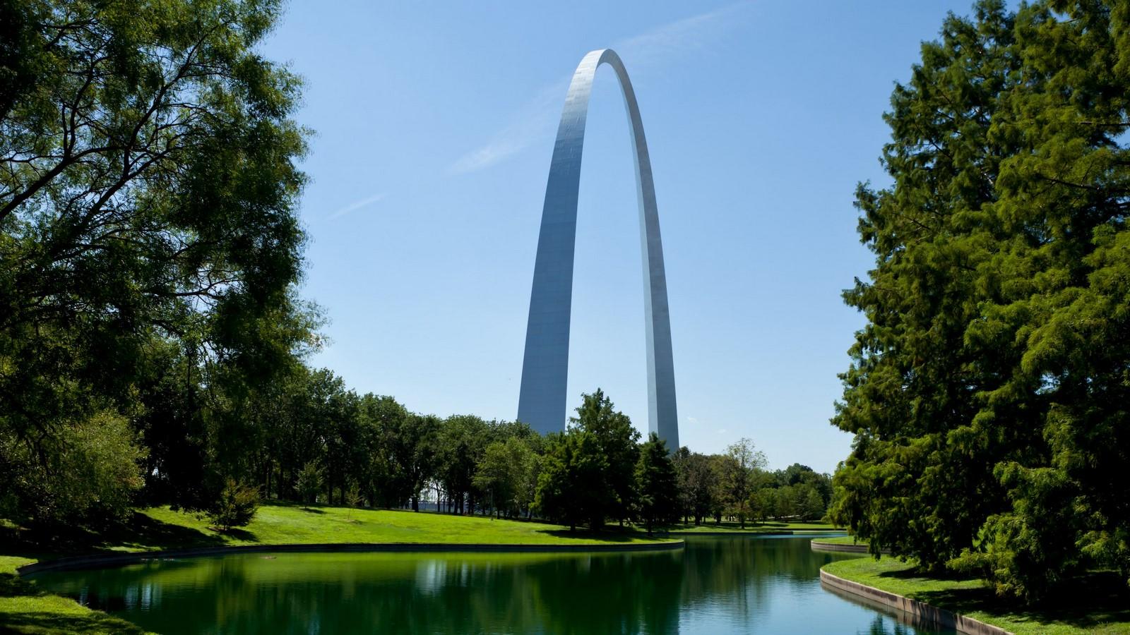 The Gateway Arch by Eero Saarinen: World's tallest Arch - Sheet7