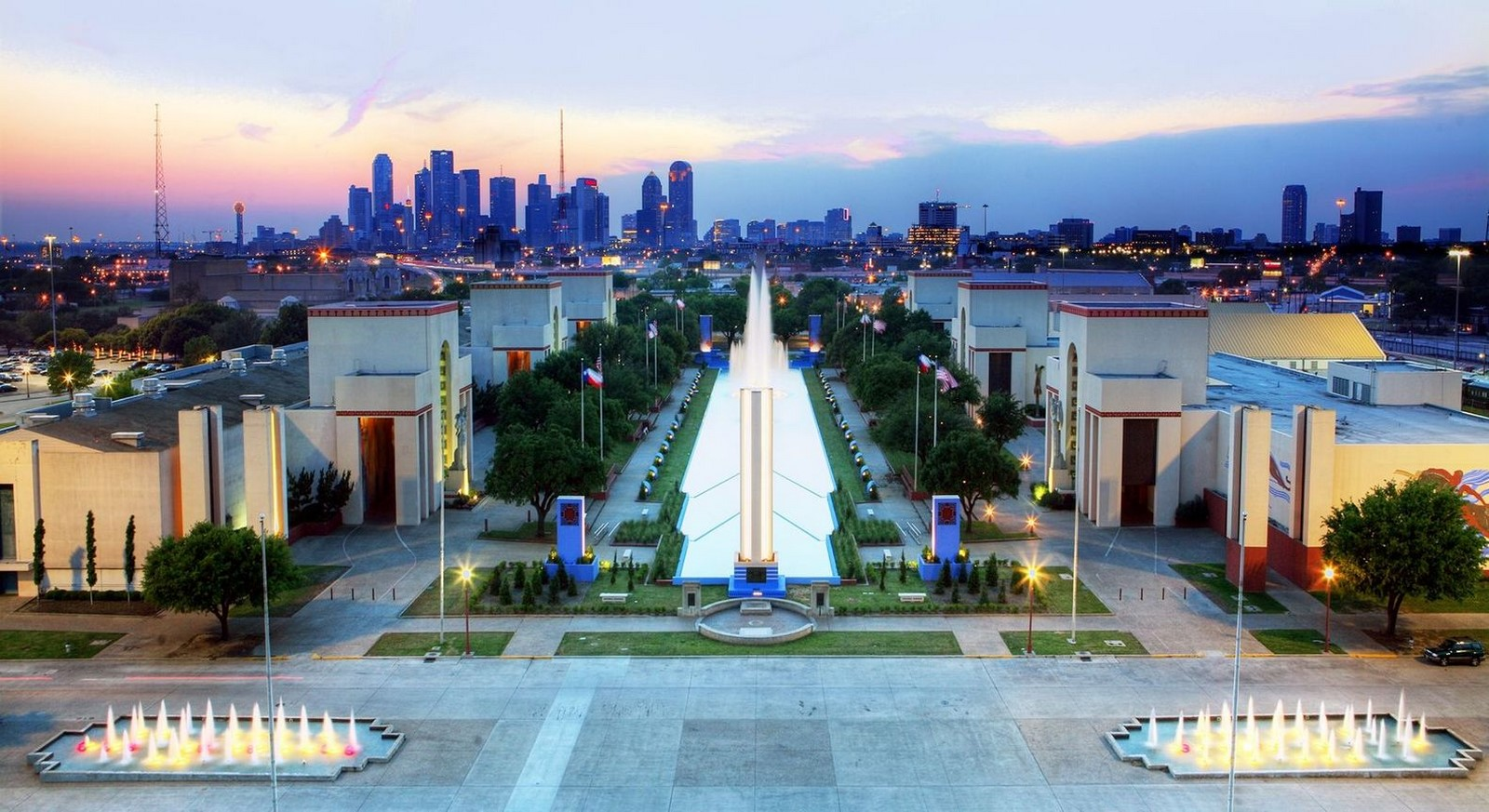 New Transformation of Fair Park in Dallas to be designed by Studio-MLA - Sheet1