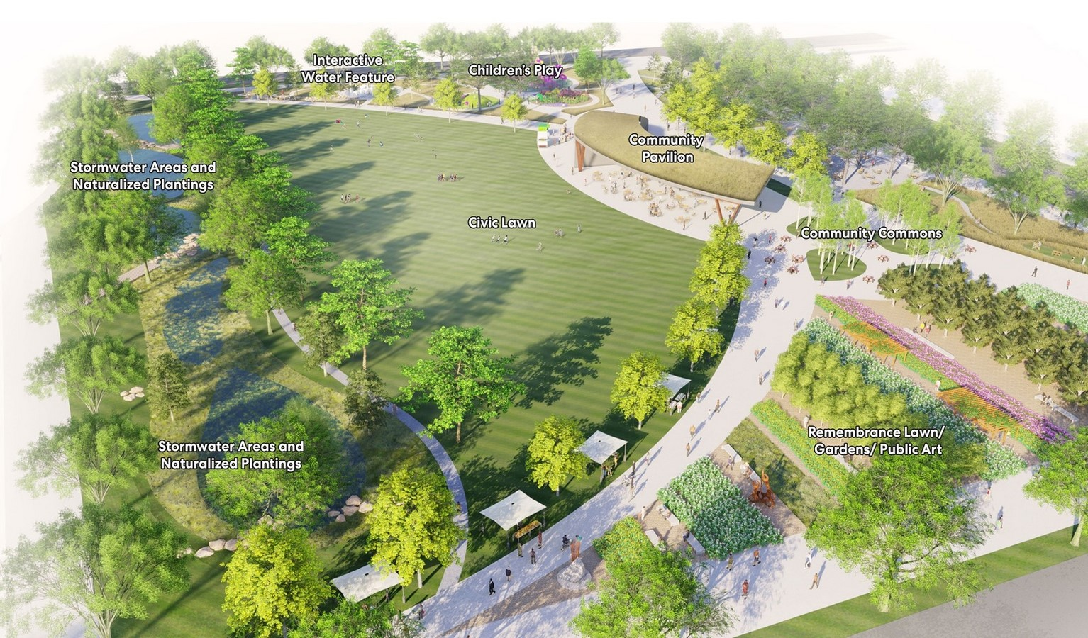 New Transformation of Fair Park in Dallas to be designed by Studio-MLA - Sheet5