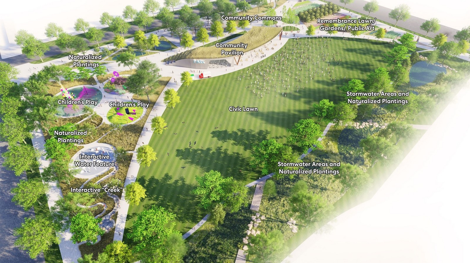 New Transformation of Fair Park in Dallas to be designed by Studio-MLA - Sheet6