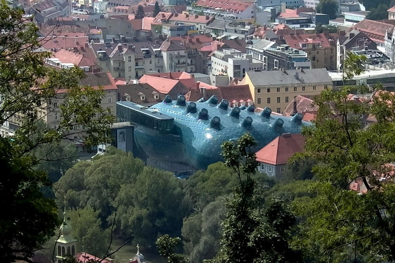 Kunsthaus Graz - Sheet1